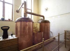 Pivovar v Dětenicích