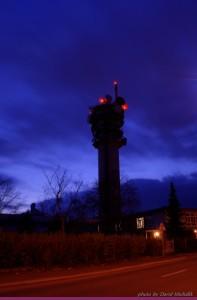 HDR - televizní věž na Strahově
