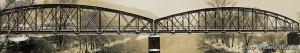 Železniční most v Týnci nad Sázavou