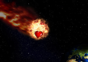 Valentýský kámen Kometa