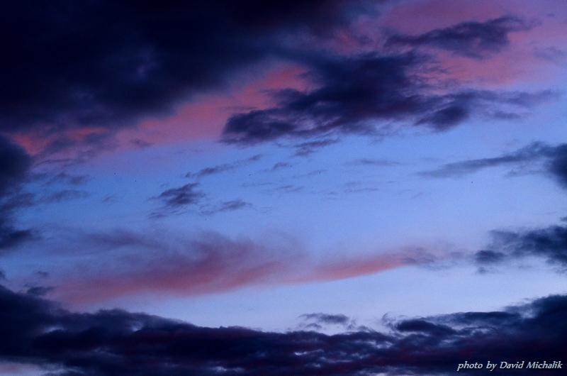 Jeden den mraky vypadají takhle...