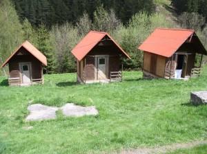 Svojanov chatky