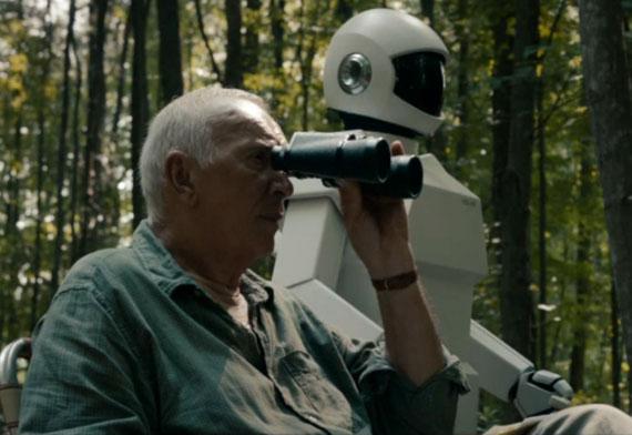 Film Robot a Frank