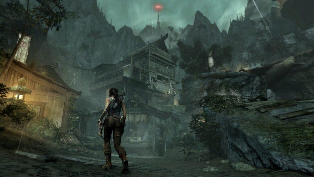 Lara Croft musí splnit řadu těžkých úkolů, ale je to holka šikovná