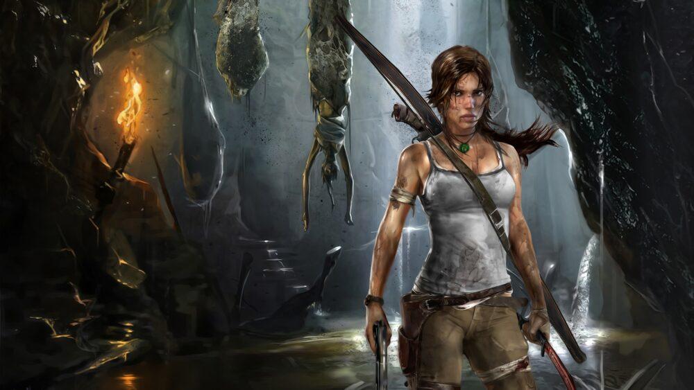 Některé výjevy z Tomb Raider 2013 jsou dost drastické