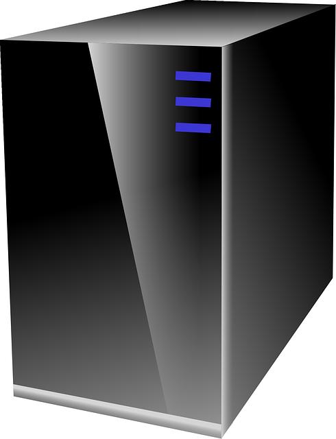 Server pro firmy