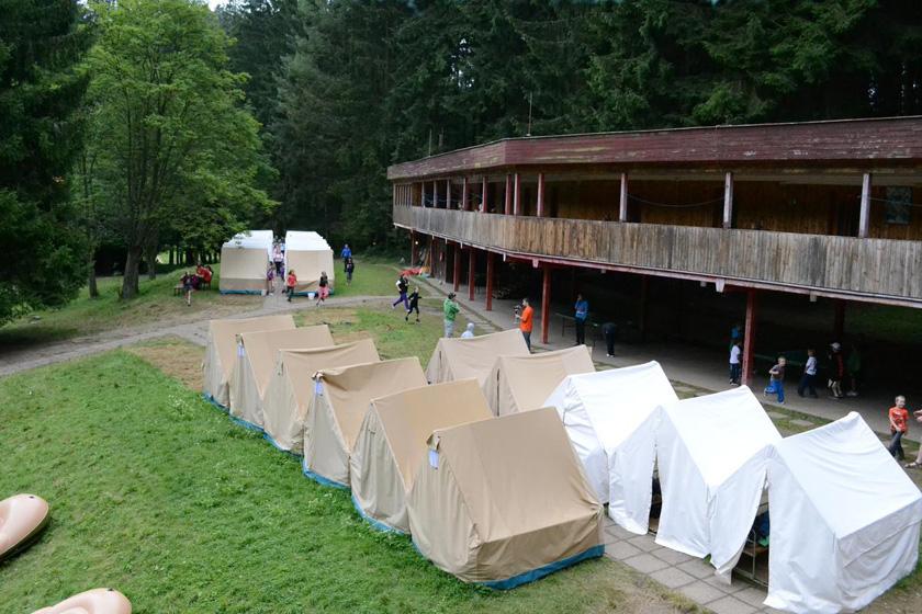 Dětský tábor Ledeč nad Sázavou