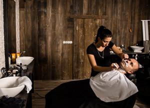 Barbers-wife